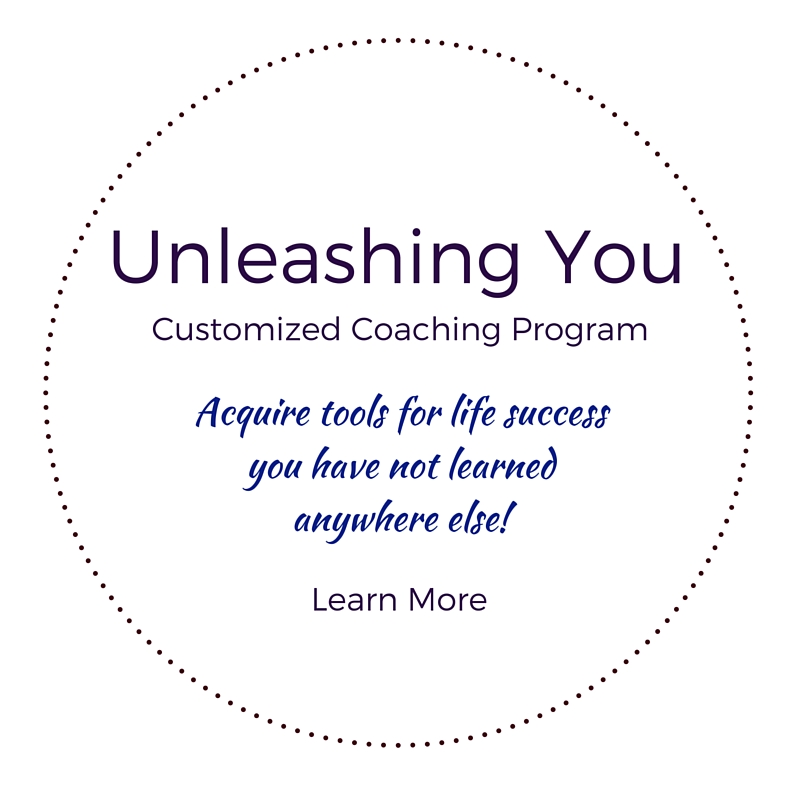 Unleashing You Program