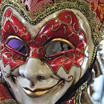 Love Tip Tuesday: (Re)Connect with Who Is Behind the Mask