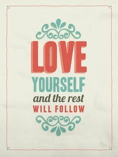 Love Tip Tuesday: Do You Love Yourself?