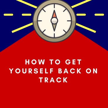 Are You a Young Professional Who Is Feeling Off Track in Your Work? Here's How to Get Re-Focused.