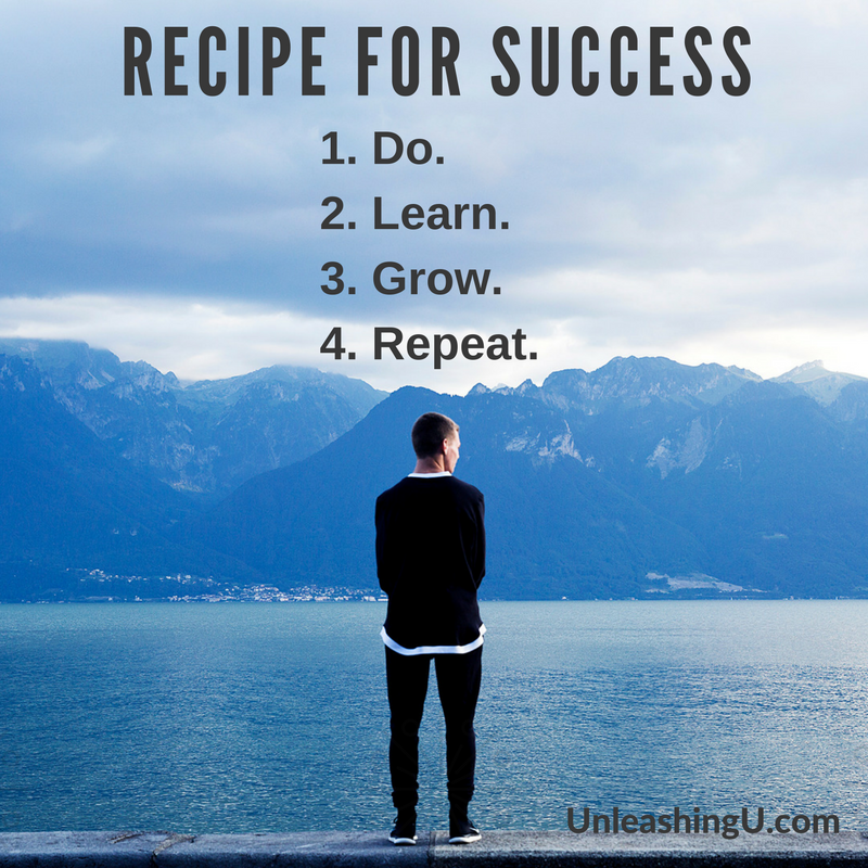 recipe for success-1
