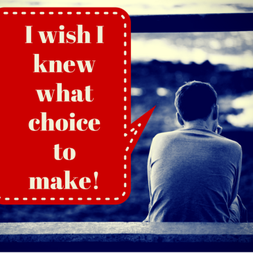 Monday Motivation for Young Professionals: Take this Essential First Step to Make the Right Choices for You this New Year
