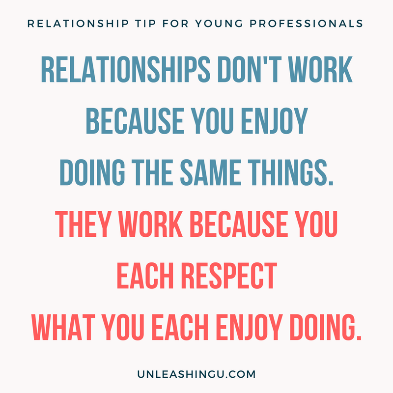 respect in relationships