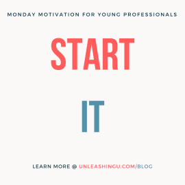 You don't have to be great to get started. Lessons learned from running my first webinar.