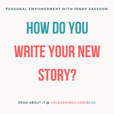 This is How Your Re-Write Your Story